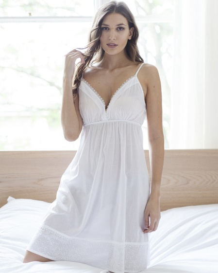 Love 2 Cottton Lawn Floral Chemise - Nightdress