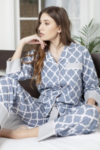 Grand TIle Cotton Classic PJ Set
