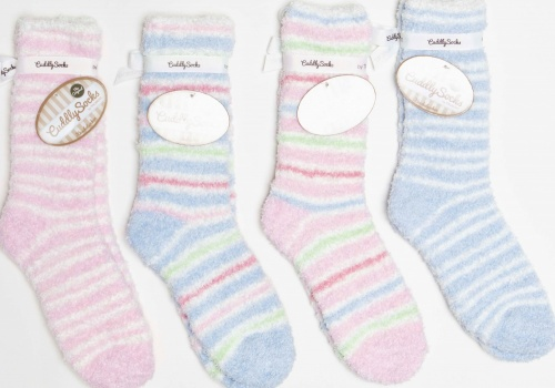 Fun & Bright SuperSoft Cuddle Socks