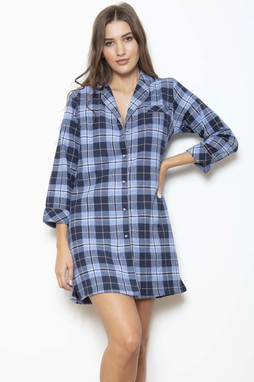 Kiev Brushed Check Shirt