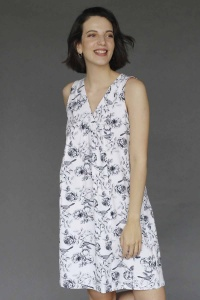 Songbird Sleeveless Lounger