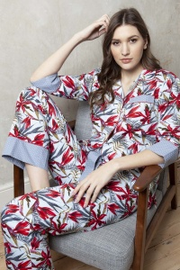 Bern Birds of Paradise Classic PJ Set