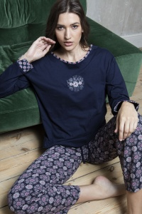 Urban Myth 100% Cotton Lounger PJ Set