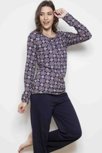 Urban Myth 100% Cotton Tunic PJ Set