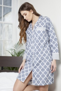 Grand TIle Cotton Nightshirt